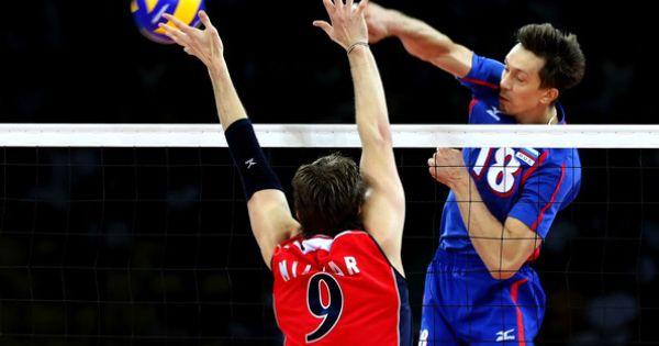 Alexey Kuleshov Photos Photos Olympics Day 14 Volleyball Volleyball Camp Volleyball Florida Camping