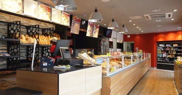 Agencement boulangerie espaces de ventes pinterest for Conception cuisine boulanger