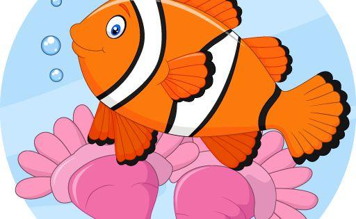 تطبيق العاب تلوين للاطفال Fish Coloring Pages For Kids Fish Coloring Page Coloring Pages Coloring Pages For Kids