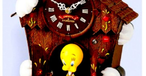 Looney Tunes Cuckoo Clock Cool Things For The Home Yard