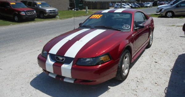 2003 Ford Mustang Kenner La Cheapcars 2003 Ford Mustang Used