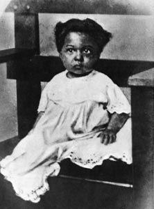 Josephine Baker baby