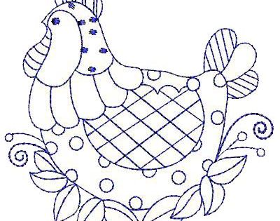 three french hens coloring pages - photo#26