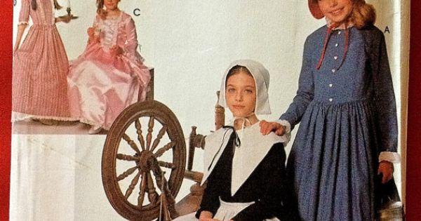 Amish DRESS APRON Bonnet Sewing Pattern