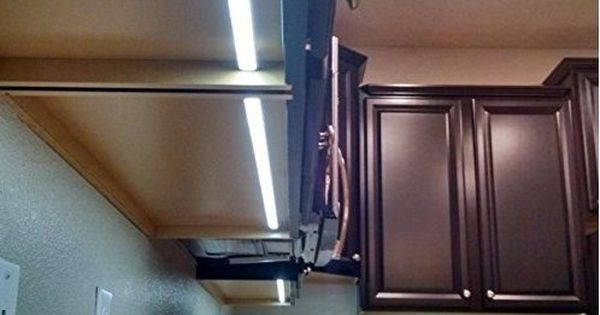 Bonlux 0 3m Strip Dimmable Under Cabinet Led Rigid Strip Lights Kit 17w 12v Daylight 6000k Rigid Bar Led Strip Lighting Strip Lighting Under Counter Lighting