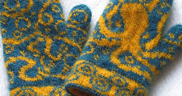 ... No Particular Order | Pinterest | Mittens, Octopus and Mittens Pattern