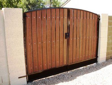 Pin By Craig Monson On Landscape Designs Front Gate Design Wooden Gate Designs Stair Railing Design