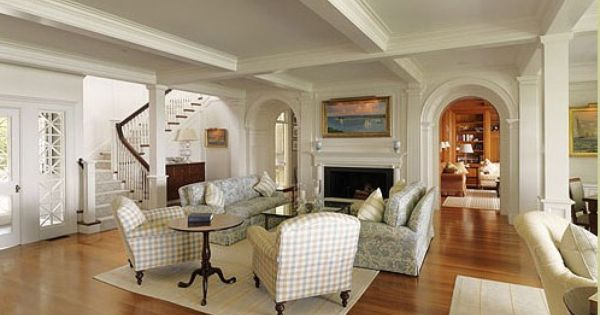 Living Room In Cape Cod Favorite Places And Spaces Pinterest