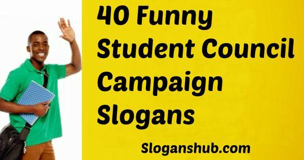 Funny Student Council Campaign Slogans   Campaign Slogans ...