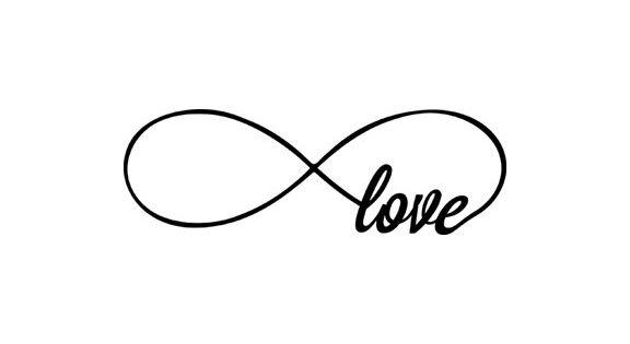 Infinity Love Symbol Love Infinity Symbol Clip Art Wood Burning Pinterest Infinity