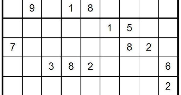 photo relating to Sudoku Medium Printable identify Sudoku Medium Position Printable Worksheets