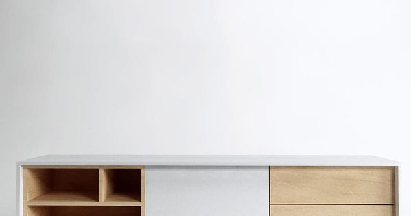 Mueble de estilo n rdico para espacios modernos muebles - Nordicos modernos ...