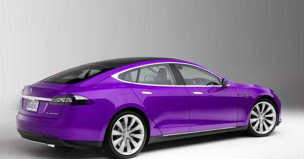 2014 tesla model s beautiful purple tesla car stuff i like pinterest neuer. Black Bedroom Furniture Sets. Home Design Ideas