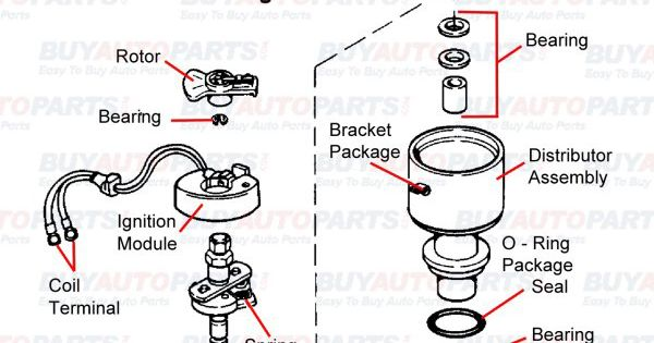 the ignition distributor is a crucial electrical component