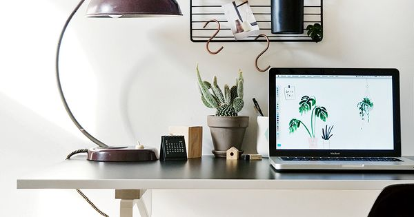 so einfach so gut moderner diy schreibtisch organizer modern desk offices and modern. Black Bedroom Furniture Sets. Home Design Ideas