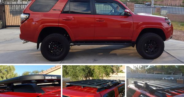 Rhino Rack Pioneer Sx Roof Rack 5th Gen 4runner Review Comparison 4runner Toyota 4runner Trd Toyota 4runner