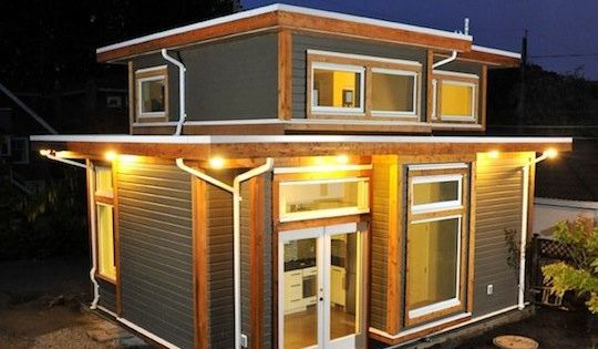 500 Square Foot Small House With An Amazing Floor Plan