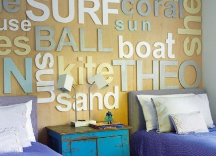 boys room, beach house ideas