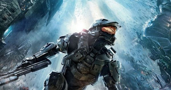 Halo, Cool pictures and Cover art on Pinterest