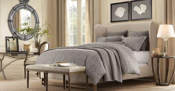 Grey Amp Beige Bedroom Bedroom Design Ideas Pinterest