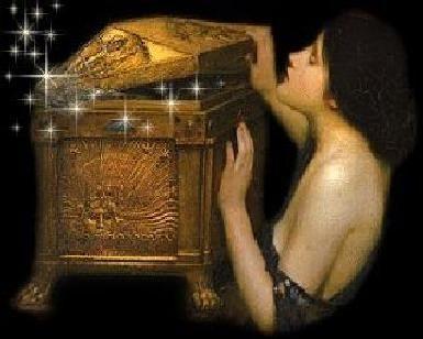 Pandora S Box Pandoras Box Greek And Roman Mythology Greek Myths