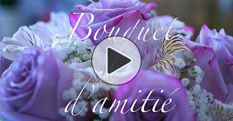 jolie carte bouquet de fleurs Une jolie carte virtuelle (avec images)   Carte bonne nuit, Carte