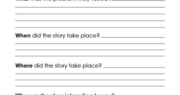 essay summary title