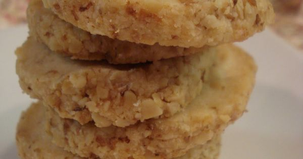 Cream Cheese Walnut Cookies | Favorite Recipes | Pinterest | Walnut ...