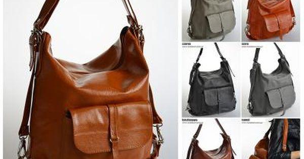 50 Torebka Plecak Listonoszka 3w1 Skorzana Tpl 4766978024 Oficjalne Archiwum Allegro Bags Hobo Fashion