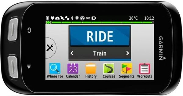 Garmin Edge 1000 Vs 820 Vs 520 Gps Bike Computer Reviews Bikes