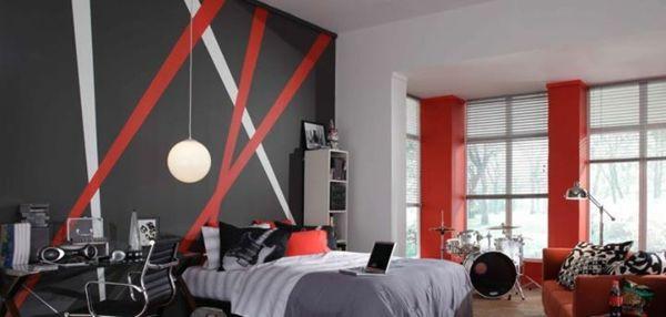 Fürs Schlafzimmer Schlafzimmer Wand Streichen Ideen
