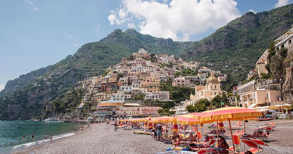The Most Beautiful Coastal Towns In Italy Fishing Villages Positano And Amalfi Coast