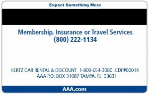 Aaa Membership Renewal Confirmation With Images Service Trip