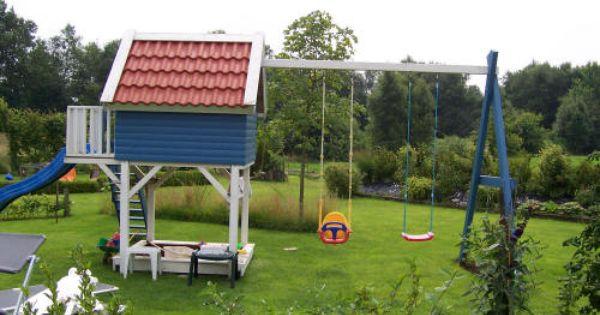 Holzhandlung Janssen Carports Holzhaeuser Wiesmoor Leer Emden Ostfriesland Kinderhaus Holzhaus Stelzenhaus