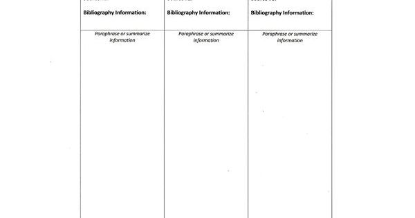 note taking graphic organizer pdf