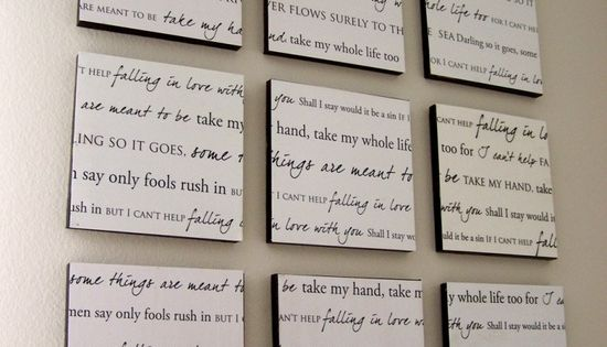 master bedroom lyrics to your wedding song i 39 d love to do this