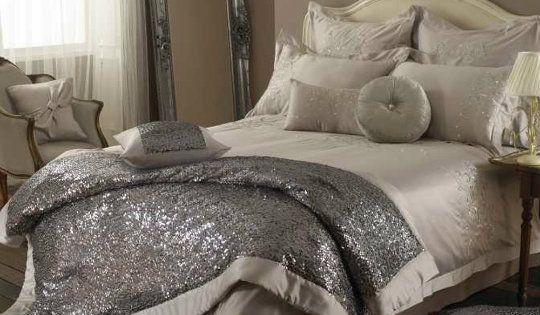 Kylie Minogue at Home Brava Bed Linen Praline - Kylie Minogue At