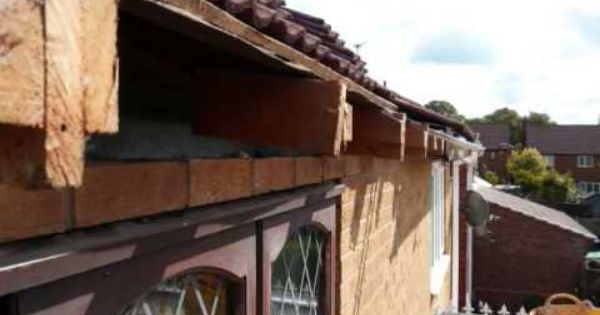 New Fascias Soffits Guttering Ravinstone With Images Upvc Windows Home Remodeling Upvc