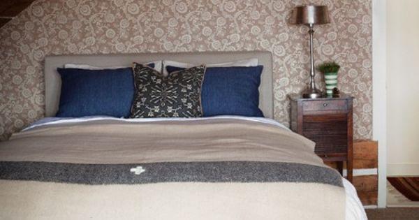 Chambre champ tre chambres coucher maison demeure pinterest - Chambre a coucher champetre ...