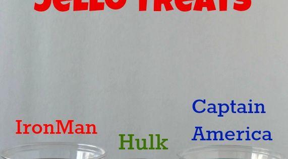The Avengers Moves & Jello Treat: Learn to play like Hulk, Iron