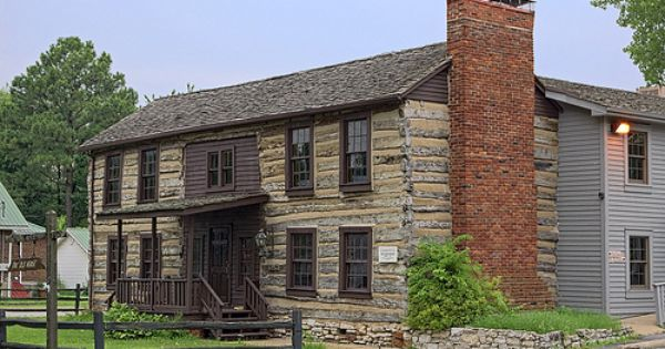 The Old House In Kimmswick Missouri Usa Missouri Town Places Worth Visiting Places