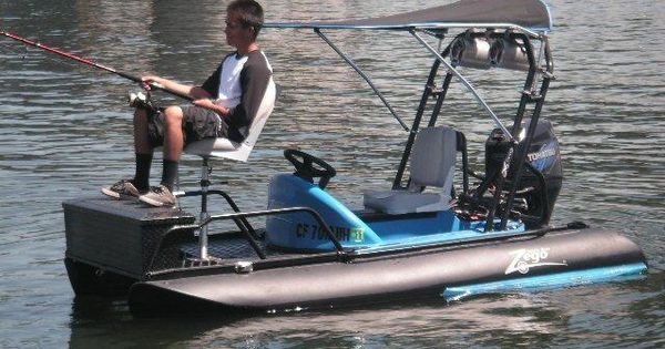 Zego fishing | Small Catamarans | Pinterest | Fishing ...