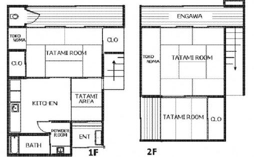 Nice Traditional Japanese House Floor Plan Minimalist Traditional Japanese House Japanese Style House Japanese House