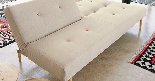 Sof cama fiftynine muebles estilo n rdico pinterest - Cama estilo nordico ...