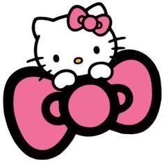 Hello Kitty Bow Svg Template | Hello kitty printables, Hello kitty  wallpaper, Hello kitty images