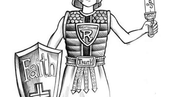 diagram of roman armor