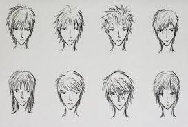 Resultado De Imagen Para Anime Pelo Largo De Hombre Pelo Anime Hombres Con Cabello Rizado