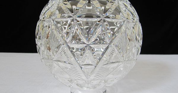 6 Crystal Light Shade Times Square 2000 Star Of Hope By Waterford Ireland Vintage Artist Signed Jim O Leary 1st In 2020 Crystal Light Shade Crystal Light Light Shades