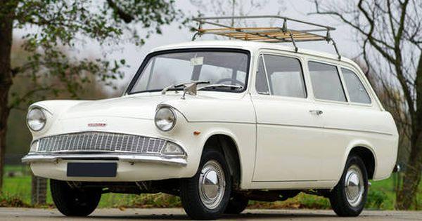Ford Anglia Estate Classic Cars British Classic Cars British Cars