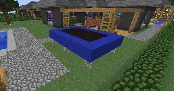 Minecraft furniture outdoor minecraft ideas for Minecraft exterior design ideas